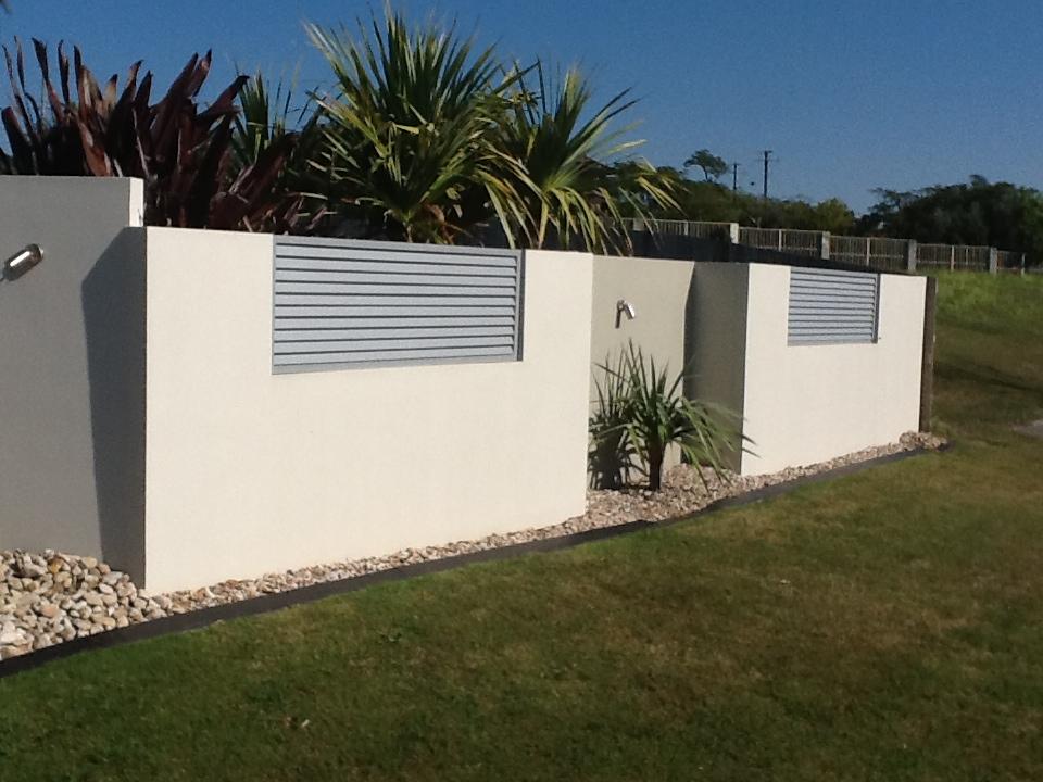 Tuf Concrete Fencing Precast Concrete Panel Fences For